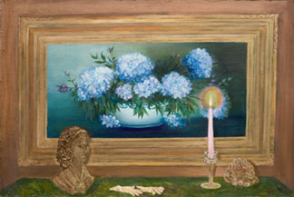 Memories still life painting